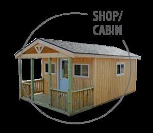 Shop/Cabin