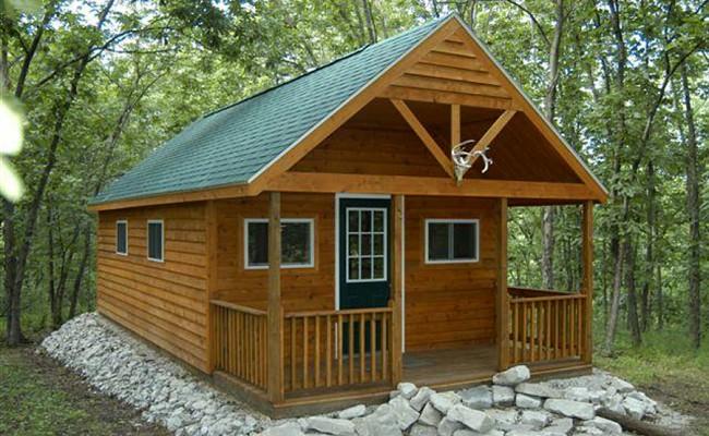 14×24-cabin-loft-porch-cedar-siding